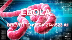 Il Virus Ebola è un brevetto degli Stati Uniti del 2009. Video sconcertante!